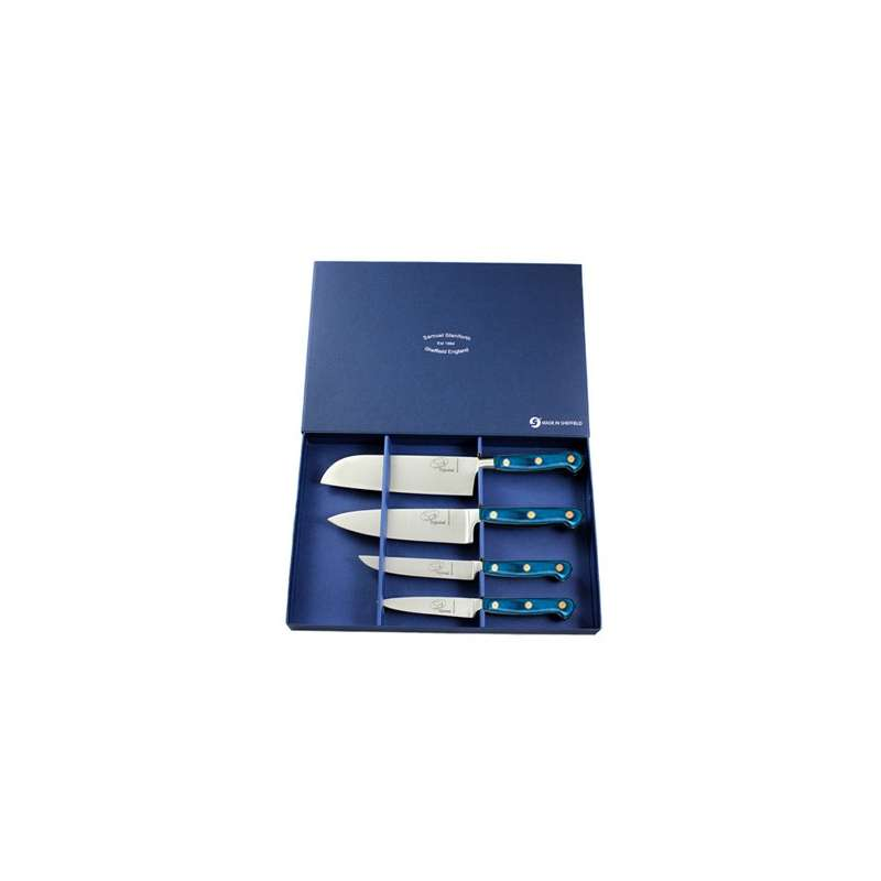 4 Piece DymondWood Gourmet Set
