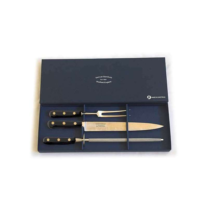 3 Piece Carving Set (Chef)