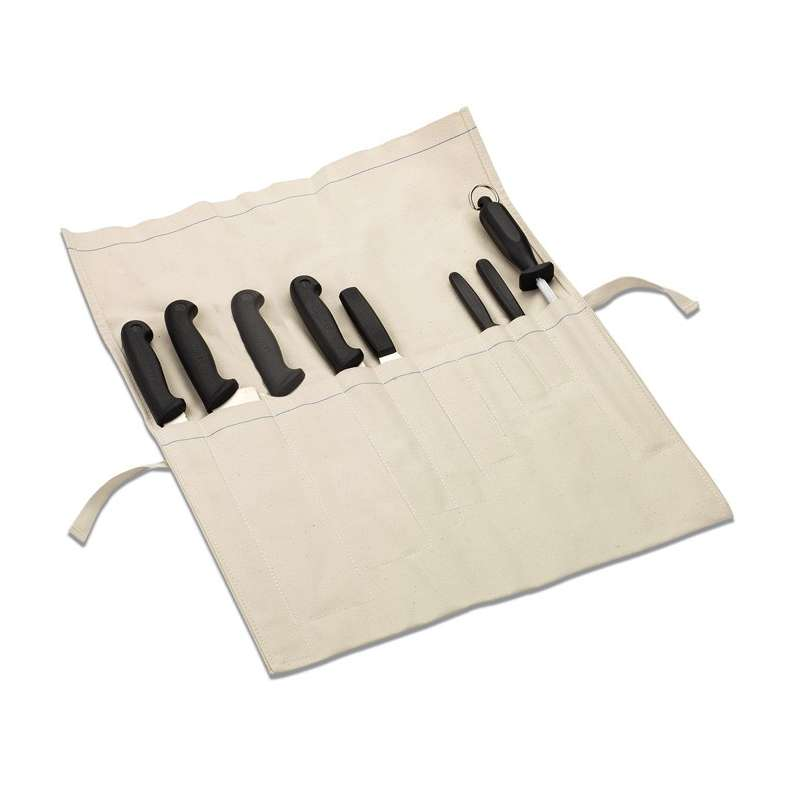 8 Piece Knife Set with Wallet