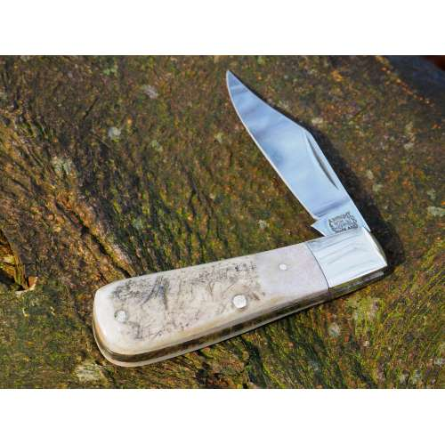 Barlow Clip Point Blade