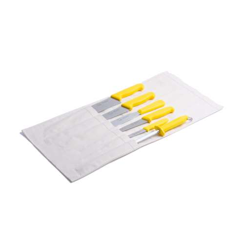 6 Piece Chef Set Yellow