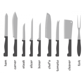 Knife Types