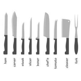 Knife Types